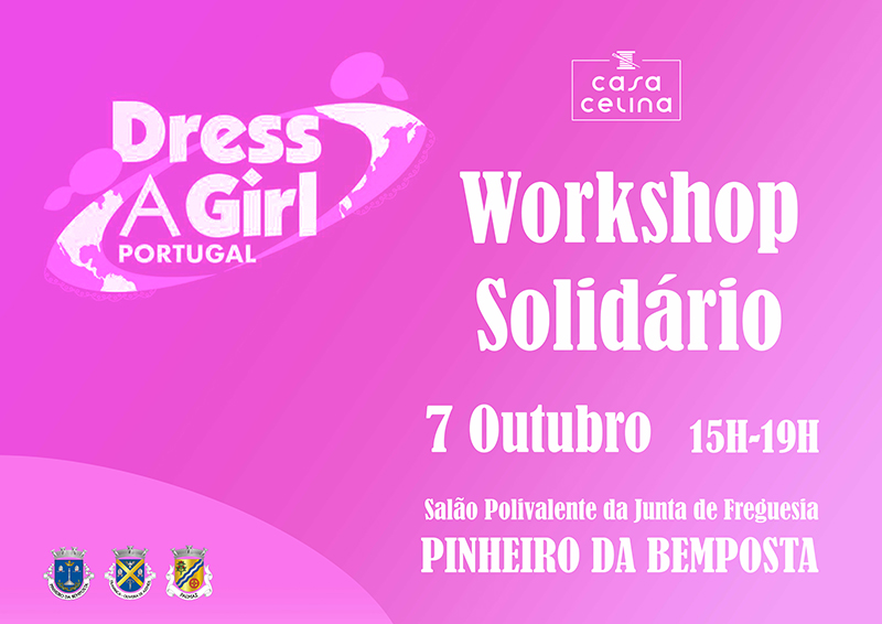 Oficina Solidária Dress a Girl